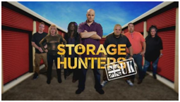 Storage Hunters. What is in the Garage?