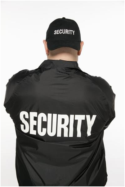 Five qualities of a good shop security guard